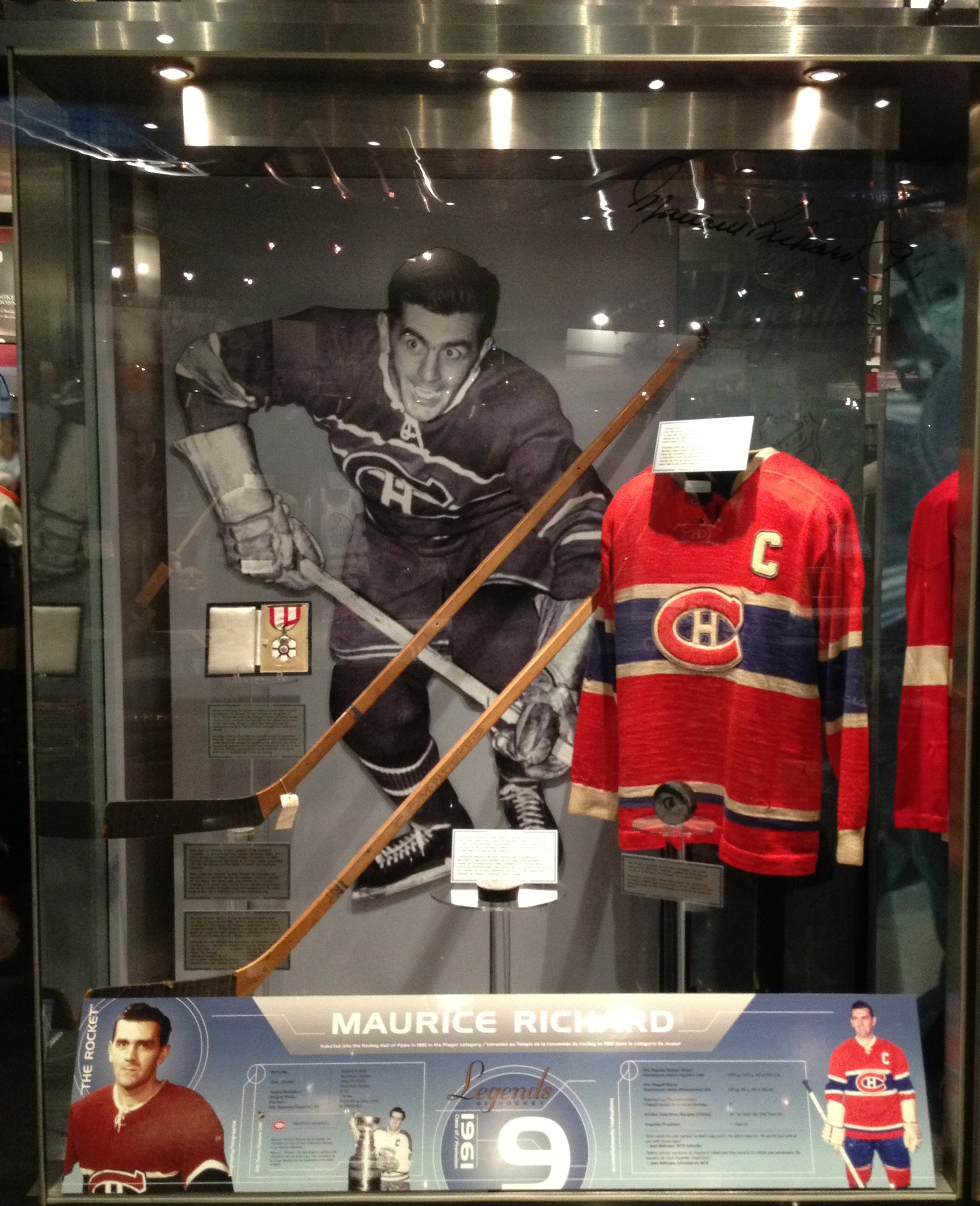 maurice the rocket richard essay This bio-drama centers around quebec's most famous hockey player, maurice the rocket richard, and focuses on the famous 1955 riot in the forum.