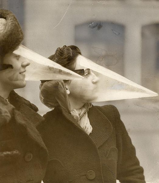 PROTECTION FROM SNOWSTORMS 1939  PHOTOGRAPHER UNKNOWN