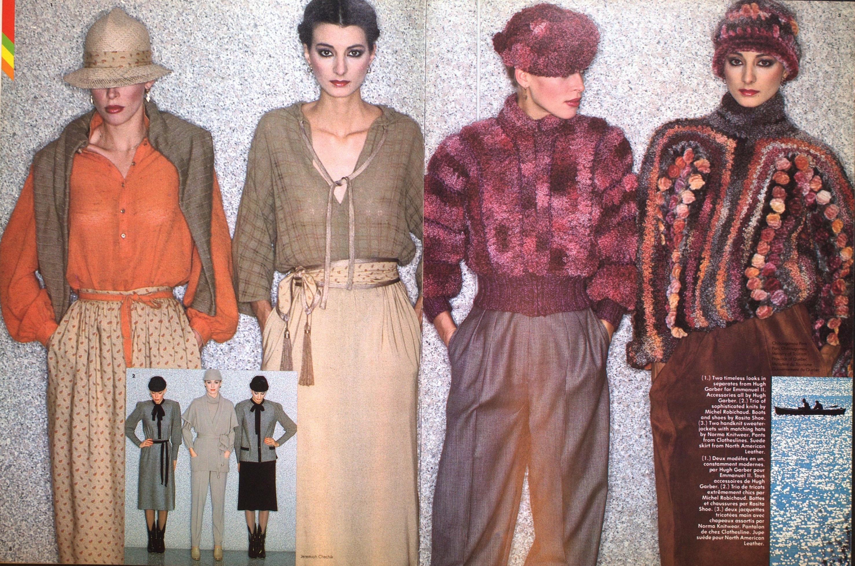 124 1979 Canada Fashion Mode